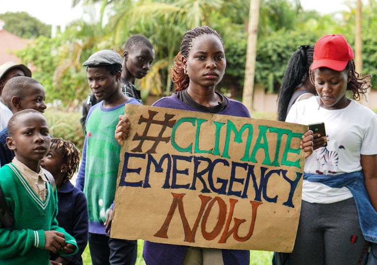 African youth against climate change, a new hub is born | World environmental education congress
